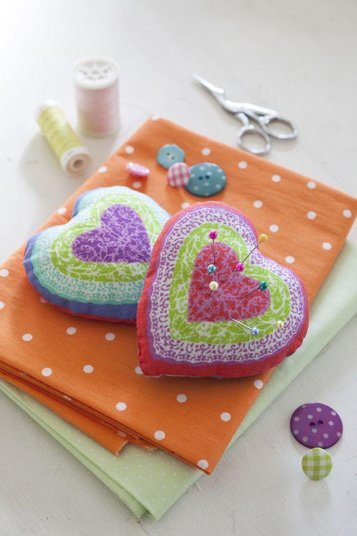 Mini petits coeurs