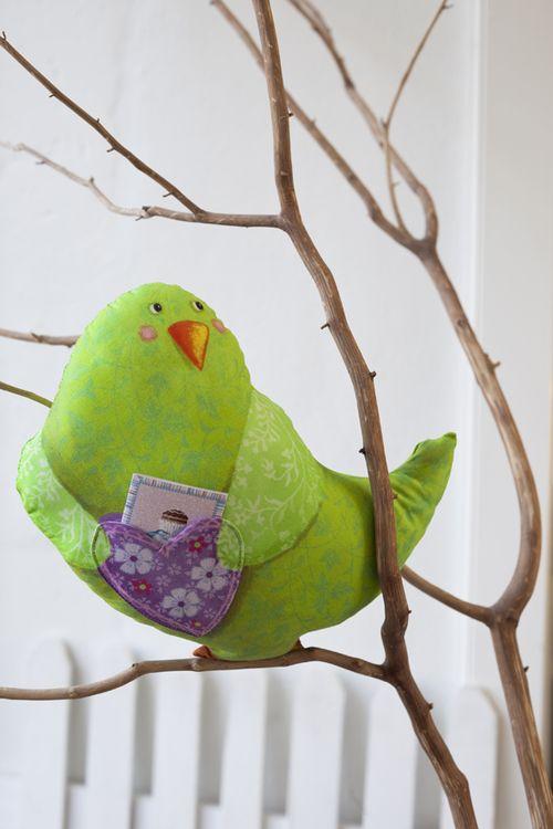 Mini oiseau