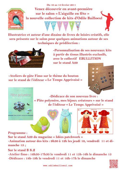 Plaquette kit
