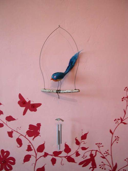 Oiseau carillon