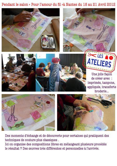 Atelier nantes 2012