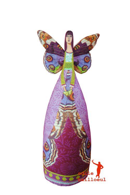Mini fée papillon
