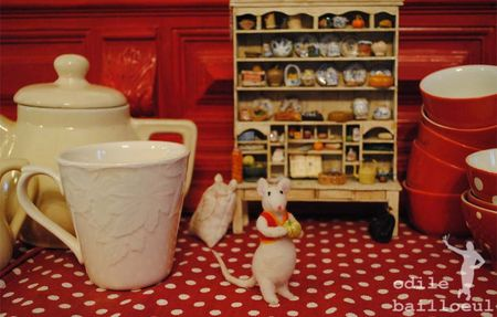 Mini placard à vaisselle