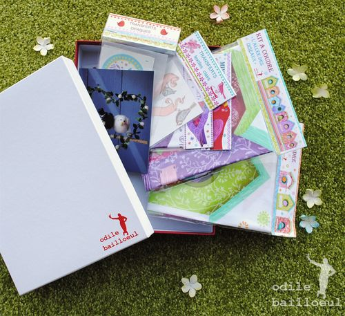 Mini coffret printemps 1