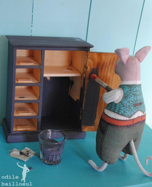 Mini armoire 1