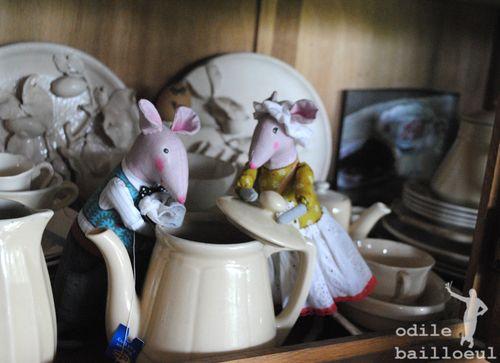 Mini thé