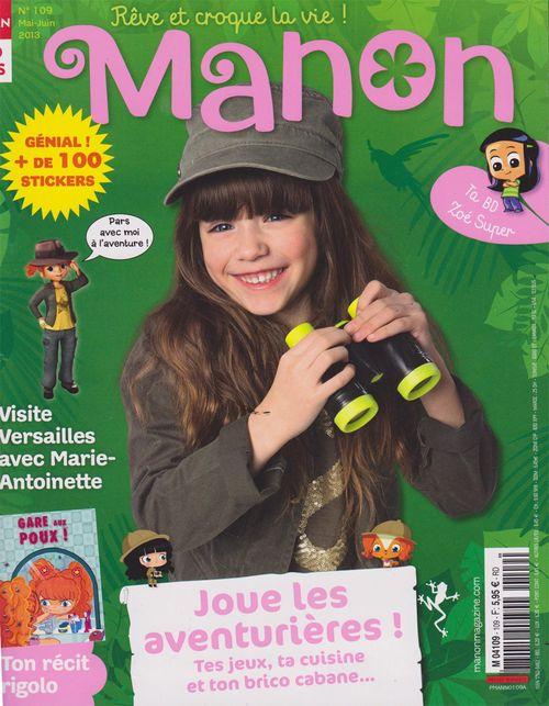 Manon, mai 2013 2