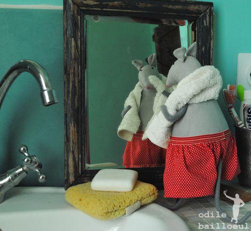 Mini toilette 1075