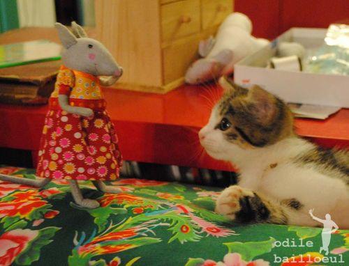 Mini adele et gipsy