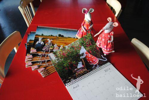Mini calendrier