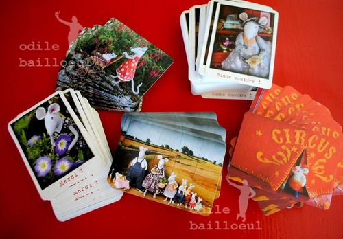 Mini cartes