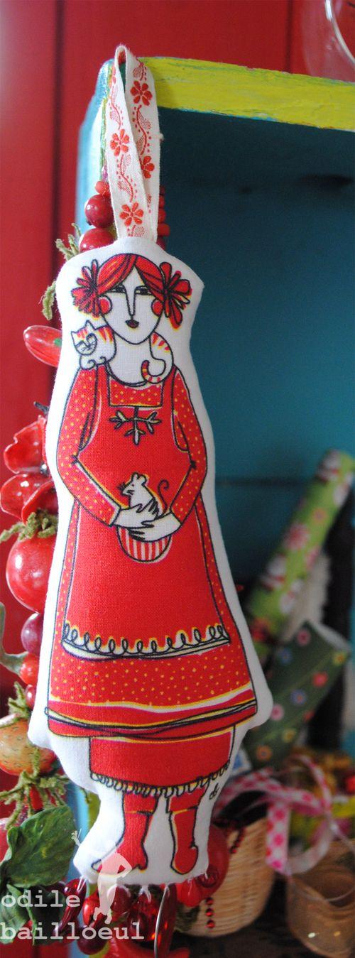 Mini poupée 1996