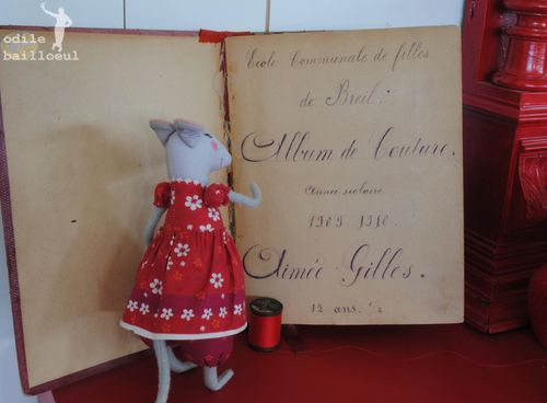 Mini couture 0585