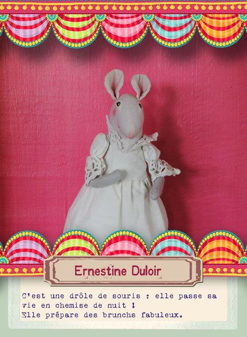 Ernestine duloir