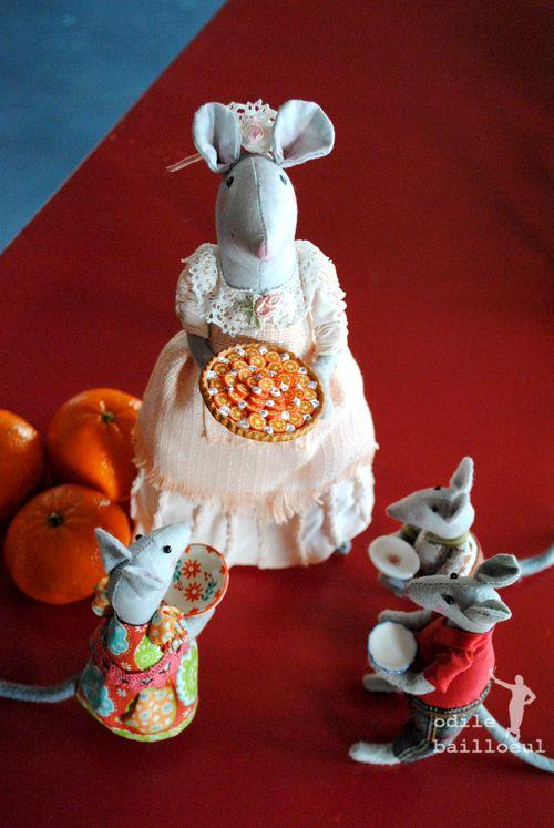 Mini tarte clementine 0098