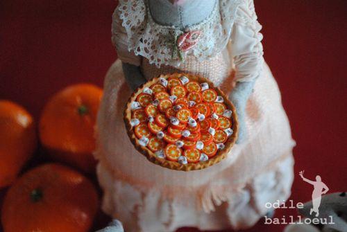 Mini tarte clementine 0099