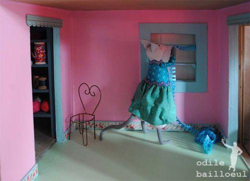 Mini salon de t 1