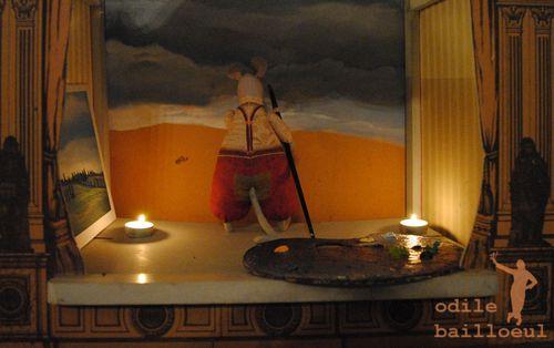 Mini décor romeo